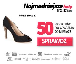 Wygrywaj każdego tygodnia 50 par markowych butów w konkursie Answear!
