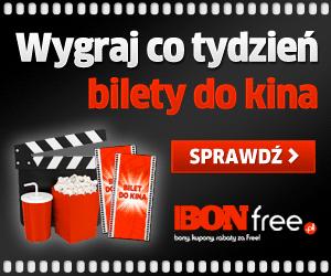 Wygraj bilety do kina w świątecznym konkursie BonFree!