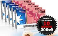 Wygraj bony Sodexo o wartości 1000 zł i wykorzystaj je na co tylko będziesz chciał!