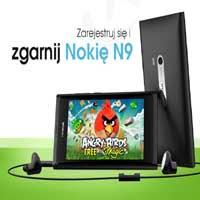 Nokia N9 do wygrania w konkursie Plusa