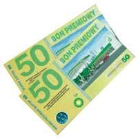 Zgarnij 5000 złotych w bonach na paliwo do stacji BP