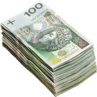 gotówka 6000 złotych