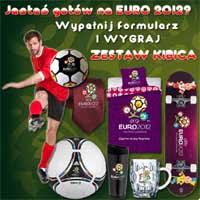 konkurs Euro 2012 nagrody