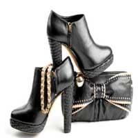 Markowe buty i ubrania rozdawane za darmo