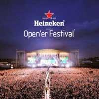 festival Open'er Heineken Gdynia 2012