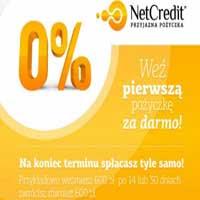 Pożyczka bez oprocentowania