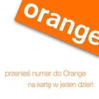 przeniesienie numeru do orange