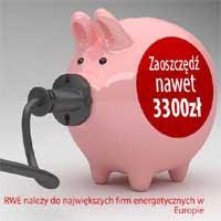 oszczędzaj na rachunkach za prąd