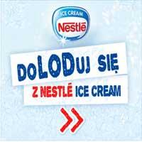 Doładuj się z Nestle Ice Cream