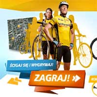 Ścigaj się i wygraj rower Scott i akcesoria