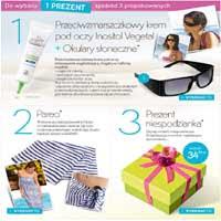 Nowe prezenty w promocji kosmetyków Yves Rocher