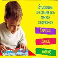 Układanki-nauczanki w promocji dla twojego dziecka