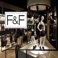 bony do sklepu F&F