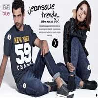 F&F jeansy Denim