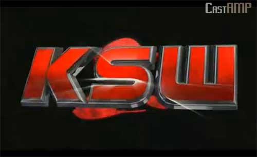 zrzut 1 ekranu z gali KSW 20