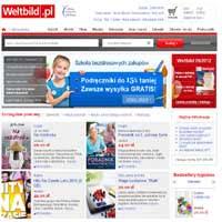 Specjalne oferty promocyjne od Weltbild