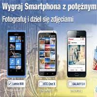 smartphone z mocnym aparatem