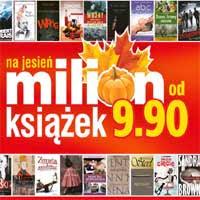 Weltbild milion książek na jesień