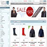 Galeria Marek zniżki na obuwie i markowe ubrania