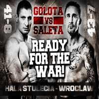 Gołota vs Saleta transmisja Polsat Boxing Night za darmo