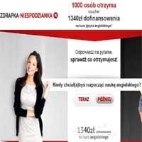 dofinansowanie na naukę angielskiego