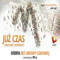 Multimedia Polska niższe ceny na szybki Internet