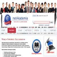 NetAkademia tanie kursy i szkolenia e-learningowe