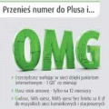 promocja OMG Plus