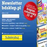 BDSklep odbierz kupon rabatowy o wartości 15 zł