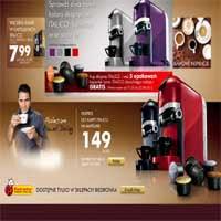 Biedronka promocja ekspres do kawy już od 149 zł