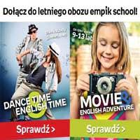 Empik School obozy językowe