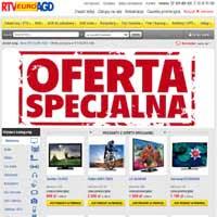 RTV Euro AGD oferta specjalna na telewizory