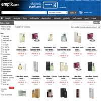 Perfumy Calvin Klein taniej o 60% w Empik