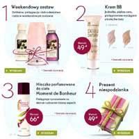 Yves Rocher zestawy kosmetyków w prezencie do każdego zamówienia