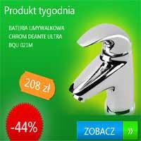 Tanie baterie umywalkowe w sklepie Łazienka Plus
