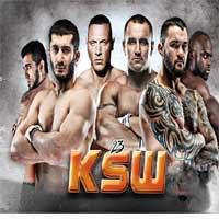 Oglądaj KSW 23 za darmo w Internecie