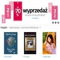 Empik promocje na książki, gry oraz perfumy