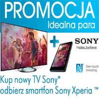 RTV Euro AGD promocja na telewizory Sony