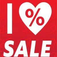 I Love Sale promocja na ciuchy w sklepie C&A
