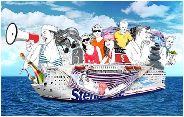 Stena Line oferta wakacyjna z rejsem