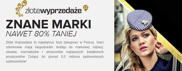 Nowe oferty tanich zakupów w klubie zakupowym Złote Wyprzedaże