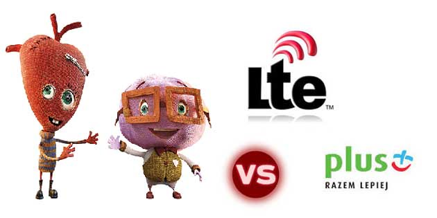 Plus LTE vs Neostrada