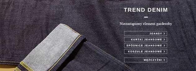 Kolekcja Trend Denim z atrakcyjną ceną w Zalando