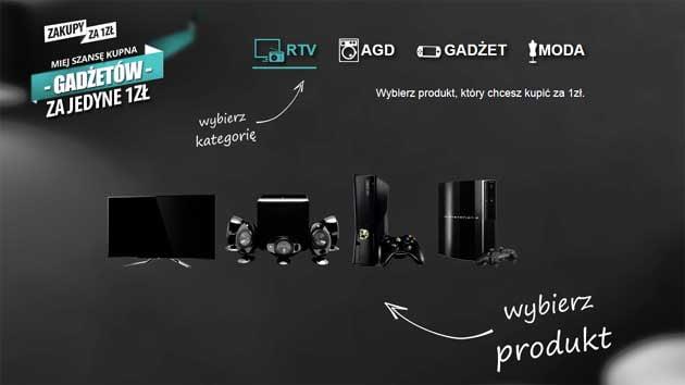 Wygraj konsolę PS Vita w konkursie Zakupy Za 1 zł