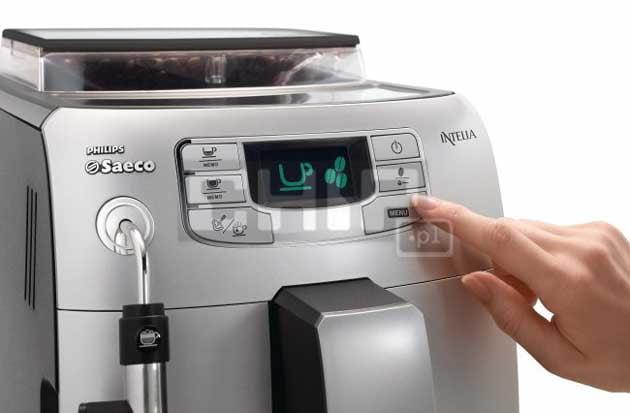 Wygraj ekspres do kawy Saeco Philips Intelia Class HD8752/49 2 edycja