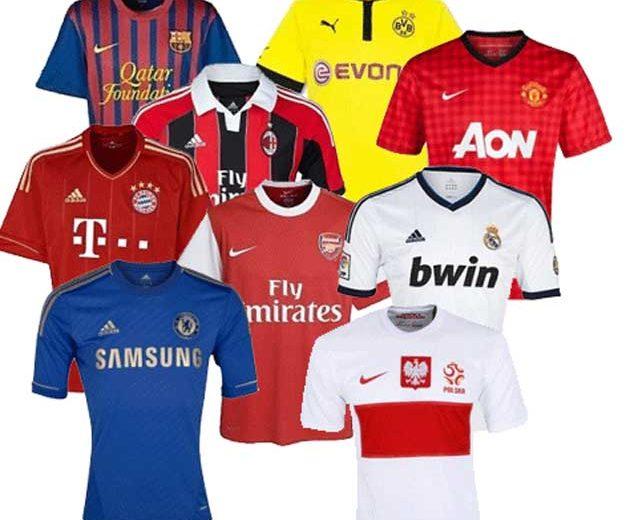 Wygraj koszulki piłkarskie swojej ulubionej drużyny 2 edycja