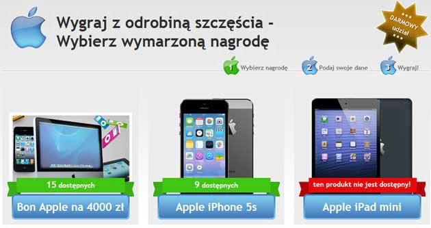nagrody Apple