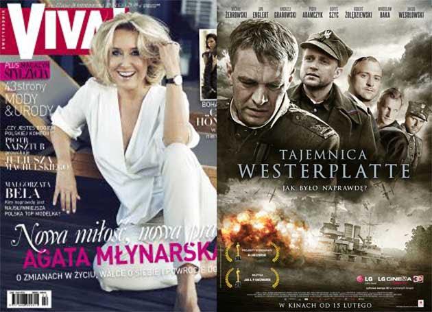 """Magazyn VIVA i Party z dodatkiem na DVD """"Tajemnica Westerplatte"""""""