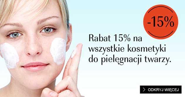 Kosmetyki do pielęgnacji twarzy taniej w Douglas