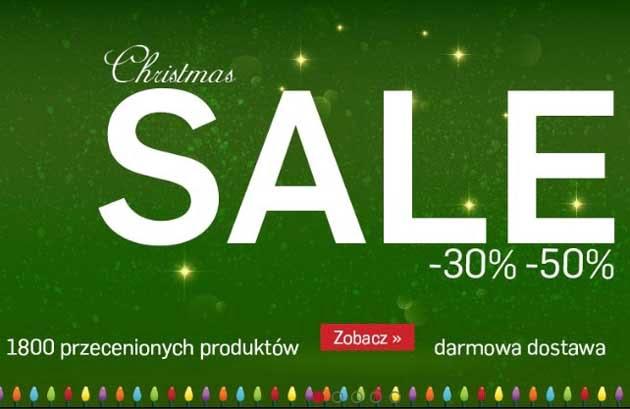 Christmas Sale w Schaffashoes wyprzedaż odzieży do 50% taniej